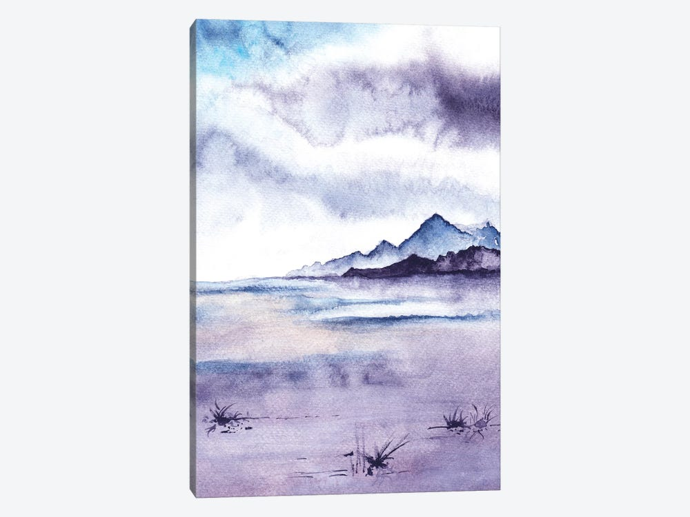 Abstract Nature V by Marco Gonzalez 1-piece Canvas Art Print