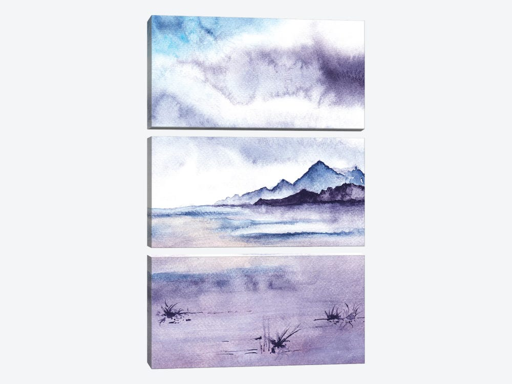Abstract Nature V by Marco Gonzalez 3-piece Art Print