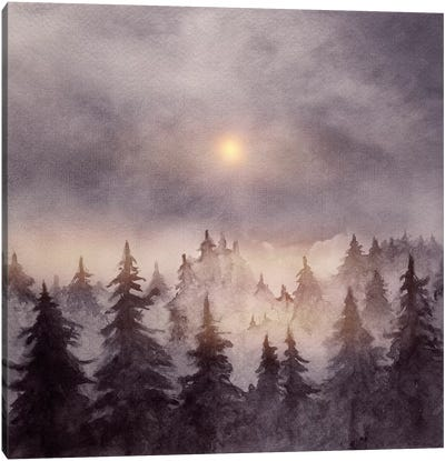 In The Forest III Canvas Art Print
