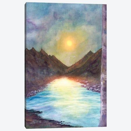 The River Canvas Print #GNZ36} by Marco Gonzalez Canvas Wall Art