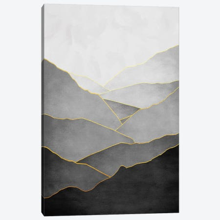 Minimal Landscape I Canvas Print #GNZ37} by Marco Gonzalez Canvas Art