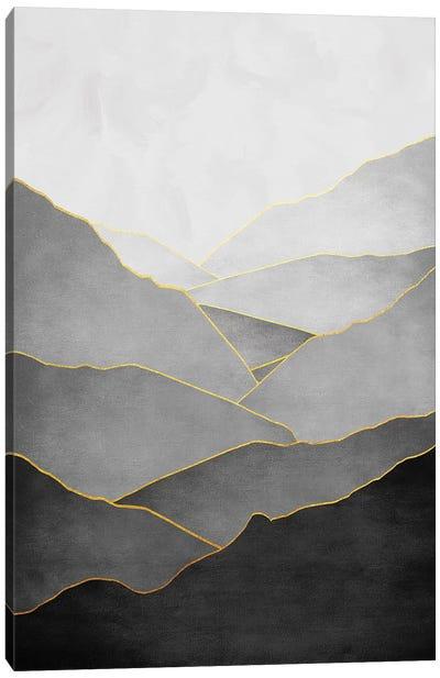 Minimal Landscape I Canvas Art Print