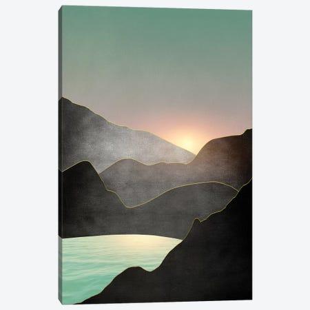 Minimal Landscape III 3-Piece Canvas #GNZ39} by Marco Gonzalez Canvas Print