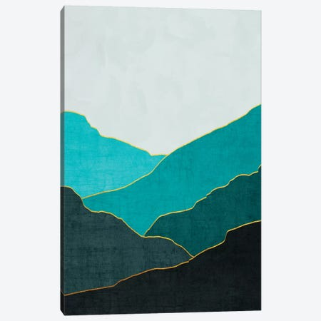 Minimal Landscape IV Canvas Print #GNZ40} by Marco Gonzalez Canvas Artwork
