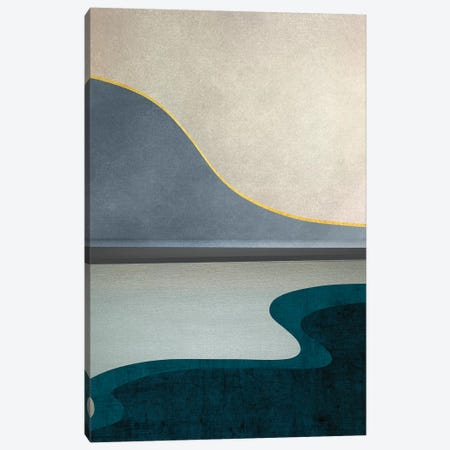Minimal Landscape V Canvas Print #GNZ41} by Marco Gonzalez Canvas Wall Art