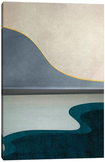 Minimal Landscape V Canvas Art Print