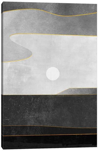 Minimal Landscape VI Canvas Art Print