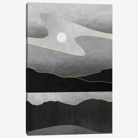 Minimal Landscape VII Canvas Print #GNZ43} by Marco Gonzalez Canvas Wall Art