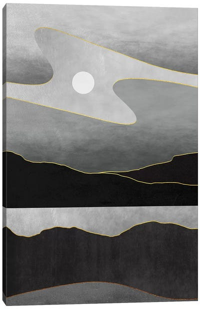 Minimal Landscape VII Canvas Art Print