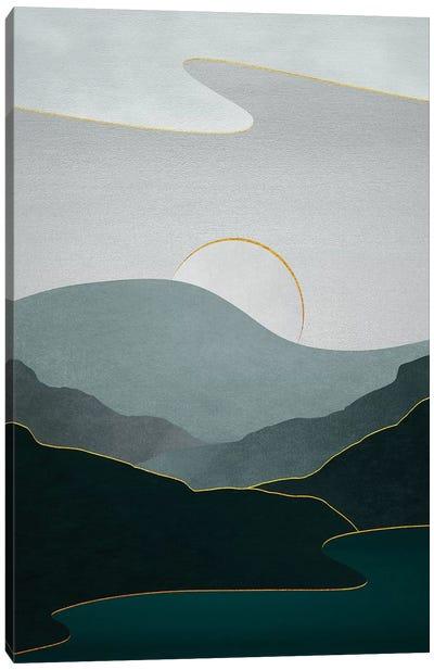 Minimal Landscape VIII Canvas Art Print