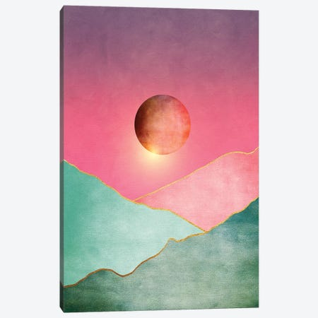 Surreal Sunset II Canvas Print #GNZ47} by Marco Gonzalez Canvas Art Print
