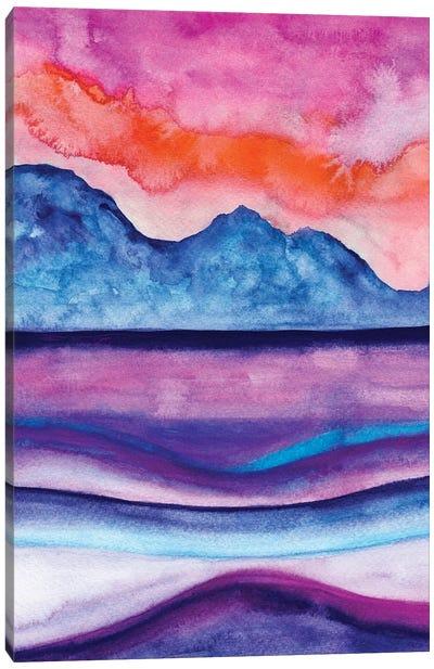 Abstract XXXVI Canvas Art Print