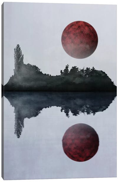 Futuristic Visions VIII Canvas Art Print