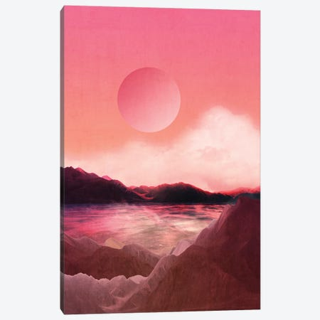 Landscape & Modern Graphic I Canvas Print #GNZ61} by Marco Gonzalez Canvas Art