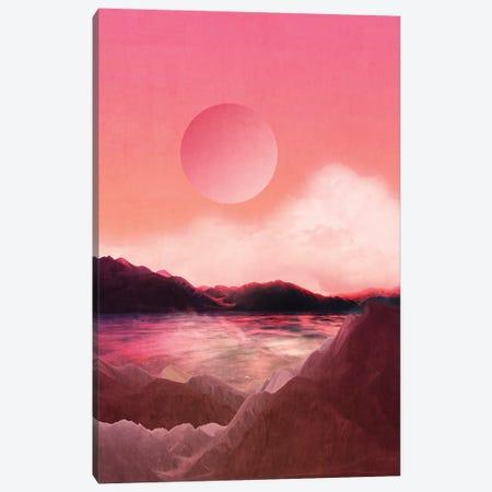 Landscape & Modern Graphic I Canvas Print #GNZ61} by Marco Gonzalez Canvas Art