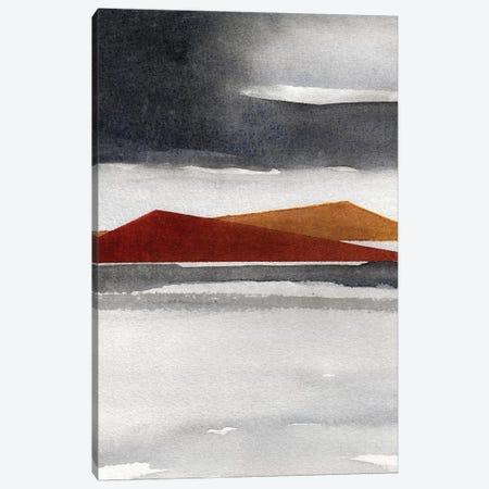 Abstract Watercolor Landscape III Canvas Print #GNZ77} by Marco Gonzalez Canvas Artwork