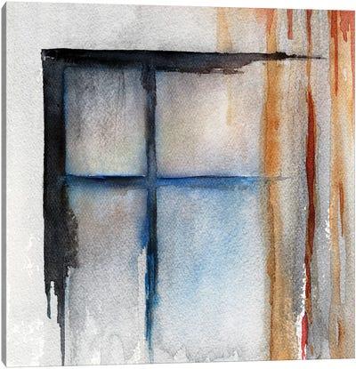 Lines I Canvas Art Print