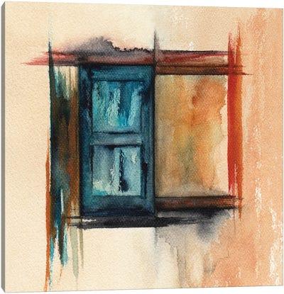 Lines VII Canvas Art Print