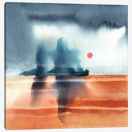 Abstract Watercolor Landscapes VI Canvas Print #GNZ90} by Marco Gonzalez Art Print
