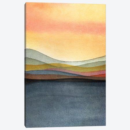 Trippy Landscape III Canvas Print #GNZ97} by Marco Gonzalez Canvas Artwork