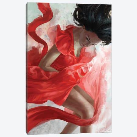 Descension Canvas Print #GOA11} by Steve Goad Canvas Art Print