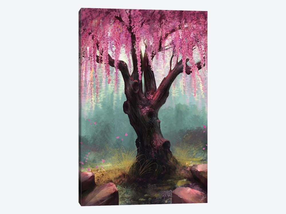 Ode To Spring by Steve Goad 1-piece Canvas Print