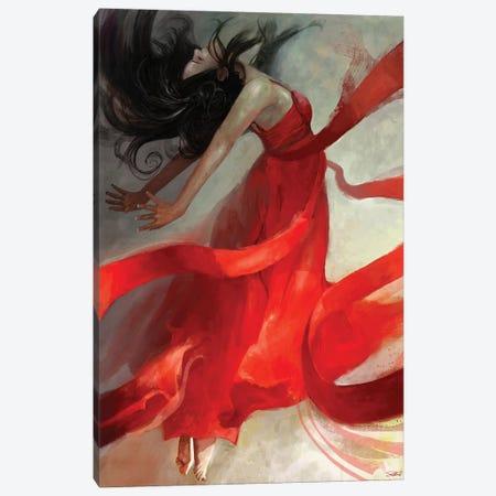 Ascension Canvas Print #GOA1} by Steve Goad Canvas Wall Art