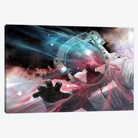 Stardust Canvas Print #GOA26} by Steve Goad Canvas Print