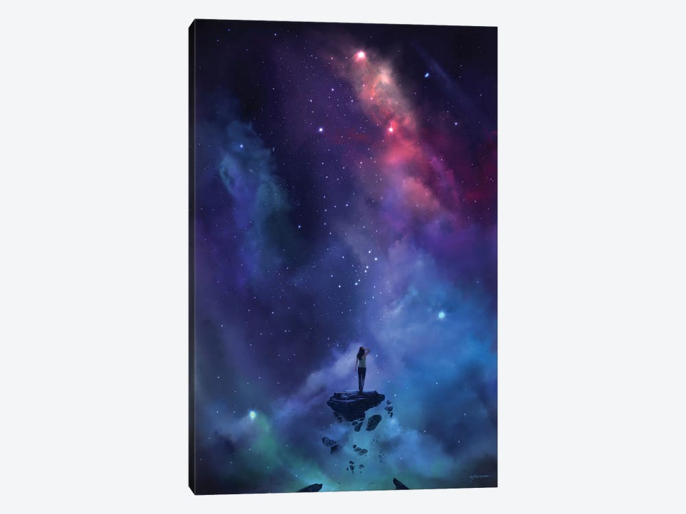 The Loss by Steve Goad 1-piece Canvas Wall Art