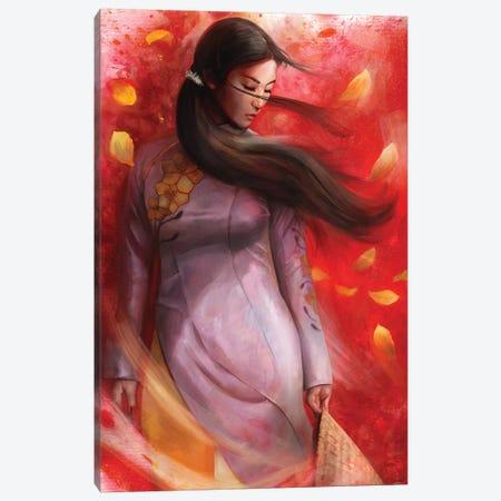 Vietnam Canvas Print #GOA34} by Steve Goad Canvas Wall Art