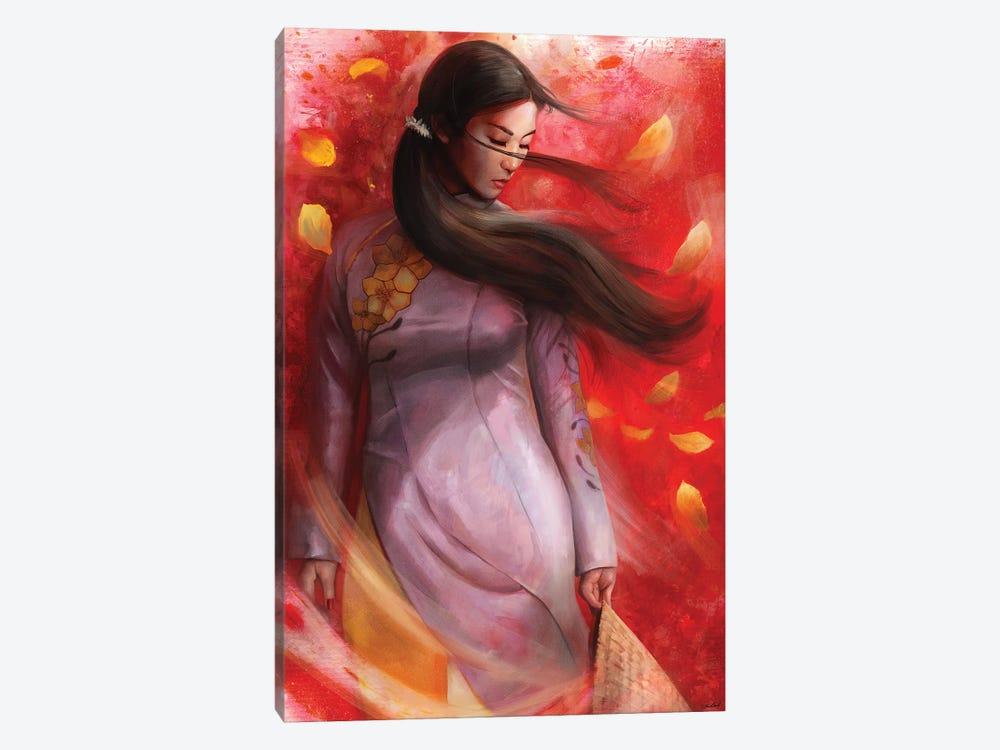 Vietnam by Steve Goad 1-piece Canvas Artwork