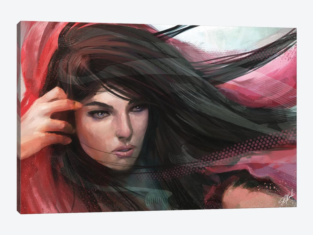 Wind by Steve Goad 1-piece Art Print