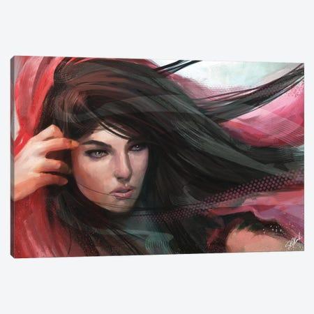 Wind Canvas Print #GOA37} by Steve Goad Canvas Wall Art
