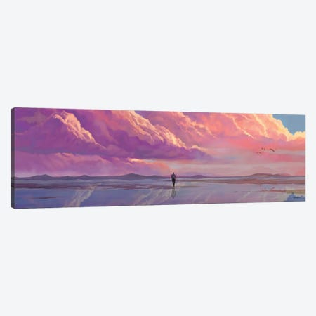 Key Of David Canvas Print #GOA40} by Steve Goad Canvas Wall Art