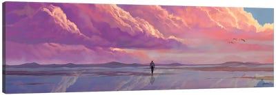 Key Of David Canvas Art Print