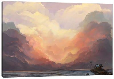 Murphy's Canvas Art Print