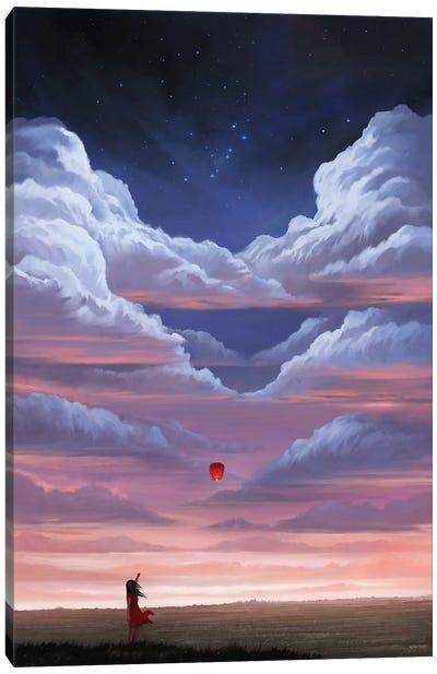 Remember Canvas Art Print