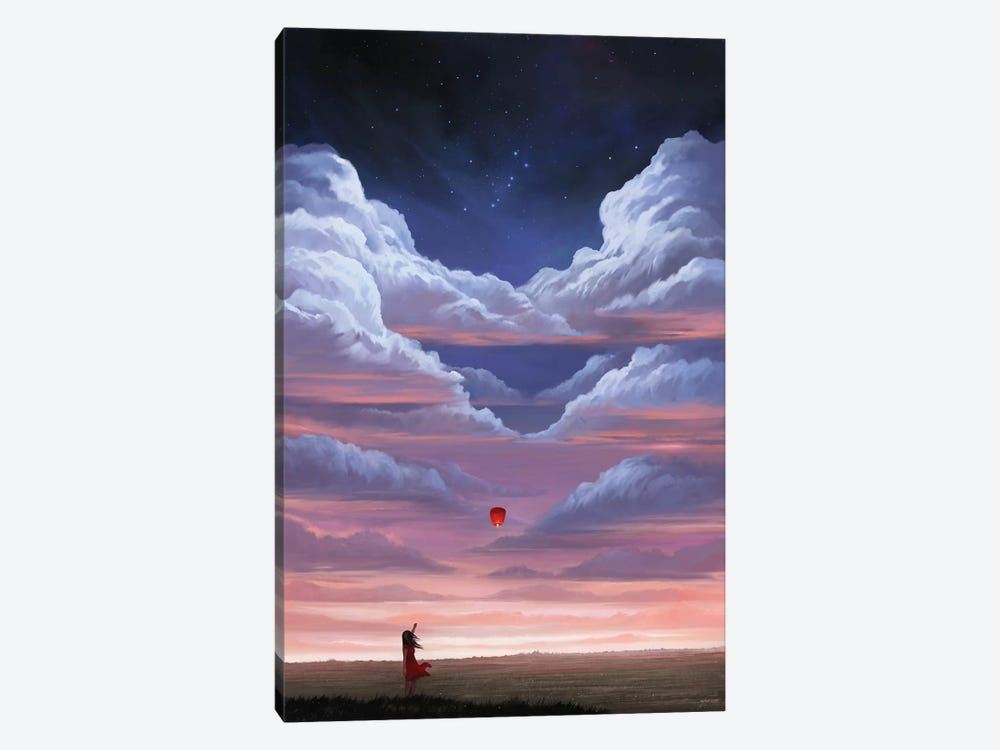 Remember by Steve Goad 1-piece Canvas Wall Art