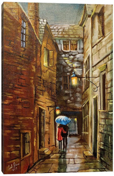 Back Wynd Canvas Art Print