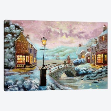 The Sailor's Arms Canvas Print #GOB50} by Gordon Bruce Canvas Wall Art