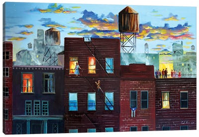 West Side Story Canvas Art Print