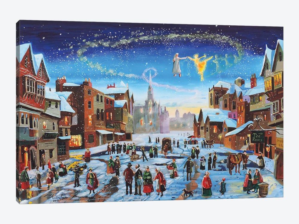 A Christmas Carol by Gordon Bruce 1-piece Art Print