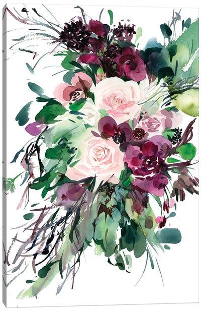 Beauolais Canvas Art Print