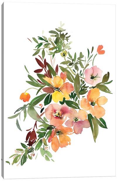 Butterscotch Canvas Art Print