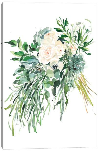Colline Canvas Art Print