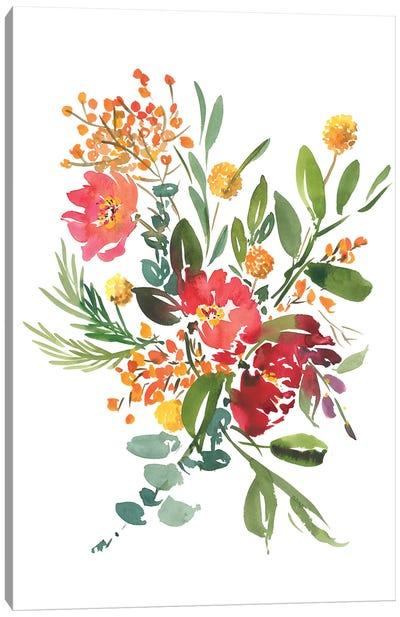 Cortona Canvas Art Print