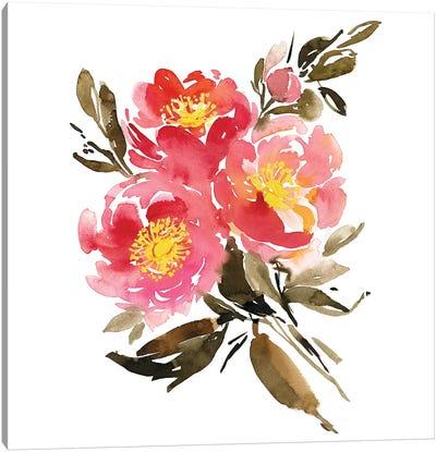 Danza Canvas Art Print