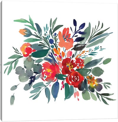 Deore Canvas Art Print