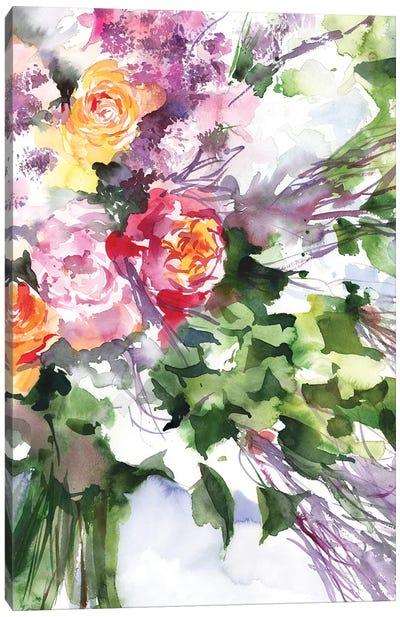 Di Spello Canvas Art Print