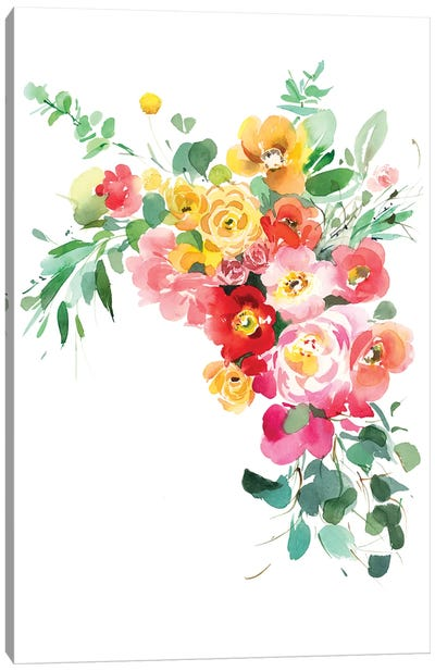 Felice Canvas Art Print